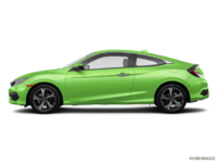 2016 Honda Civic Coupe TOURING | Photo 1 | Energy Green Pearl