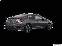 2016 Honda Civic Coupe TOURING | Photo 2 | Modern Steel Metallic