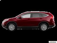 2016 Honda CR-V EX-L | Photo 1 | Basque Red Pearl II
