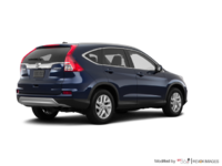 2016 Honda CR-V EX-L | Photo 2 | Obsidian Blue Pearl