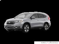 2016 Honda CR-V TOURING | Photo 3 | Alabaster Silver Metallic