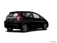 2016 Honda Fit EX-L NAVI | Photo 2 | Crystal Black Pearl
