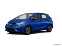 2016 Honda Fit EX-L NAVI | Photo 3 | Aegean Blue Metallic