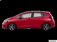 2016 Honda Fit EX | Photo 1 | Milano red
