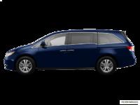 2016 Honda Odyssey EX-L RES | Photo 1 | Obsidian Blue Pearl