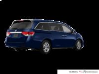 2016 Honda Odyssey EX-L RES | Photo 2 | Obsidian Blue Pearl