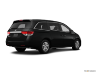 2016 Honda Odyssey LX | Photo 2 | Crystal Black Pearl