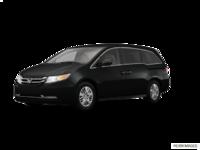 2016 Honda Odyssey LX | Photo 3 | Crystal Black Pearl