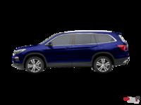 2016 Honda Pilot EX-L RES | Photo 1 | Obsidian Blue Pearl