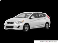 2016 Hyundai Accent 5 Doors L | Photo 3 | Century White