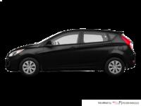 2016 Hyundai Accent 5 Doors LE   Photo 1   Ultra Black