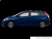2016 Hyundai Accent 5 Doors SE | Photo 1 | Pacific Blue