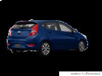 2016 Hyundai Accent 5 Doors SE | Photo 2 | Pacific Blue