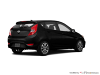 2016 Hyundai Accent 5 Doors SE | Photo 2 | Ultra Black