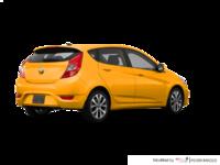 2016 Hyundai Accent 5 Doors SE | Photo 2 | Sunflower Yellow