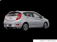 2016 Hyundai Accent 5 Doors SE | Photo 2 | Ironman Silver
