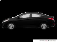2016 Hyundai Accent Sedan GL | Photo 1 | Ultra Black