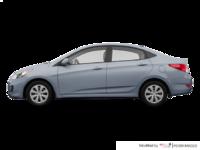 2016 Hyundai Accent Sedan GL | Photo 1 | Ironman Silver