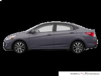 2016 Hyundai Accent Sedan GLS | Photo 1 | Triathlon Grey