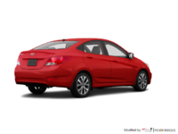 2016 Hyundai Accent Sedan GLS | Photo 2 | Boston Red