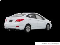 2016 Hyundai Accent Sedan LE | Photo 2 | Century White