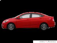 2016 Hyundai Accent Sedan SE | Photo 1 | Boston Red