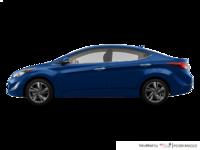2016 Hyundai Elantra LIMITED | Photo 1 | Windy Sea Blue
