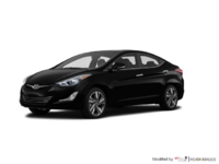 2016 Hyundai Elantra LIMITED | Photo 3 | Space Black