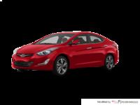 2016 Hyundai Elantra LIMITED | Photo 3 | Geranium Red