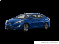 2016 Hyundai Elantra LIMITED | Photo 3 | Windy Sea Blue