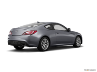2016 Hyundai Genesis Coupe 3.8 Premium | Photo 2 | Empire State Grey