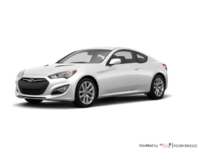 2016 Hyundai Genesis Coupe 3.8 Premium | Photo 3 | Casablanca White