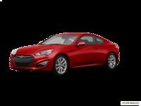 2016 Hyundai Genesis Coupe 3.8 Premium | Photo 3 | Tsukuba Red