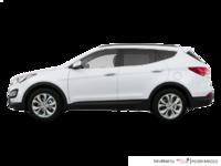 2016 Hyundai Santa Fe Sport 2.0T LIMITED | Photo 1 | Frost White Pearl