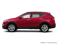 2016 Hyundai Santa Fe Sport 2.0T SE | Photo 1 | Serrano Red