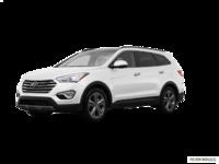 2016 Hyundai Santa Fe XL LIMITED | Photo 3 | Monaco White
