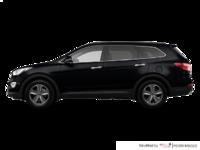 2016 Hyundai Santa Fe XL LUXURY | Photo 1 | Becketts Black