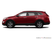 2016 Hyundai Santa Fe XL LUXURY | Photo 1 | Regal Red Pearl