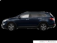 2016 Hyundai Santa Fe XL LUXURY | Photo 1 | Night Sky Pearl