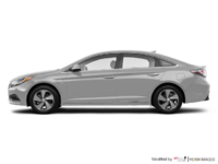 2016 Hyundai Sonata Plug-in Hybrid ULTIMATE   Photo 1   Platinum Silver