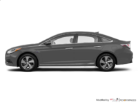 2016 Hyundai Sonata Plug-in Hybrid ULTIMATE   Photo 1   Polished Metal