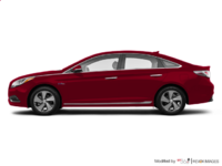 2016 Hyundai Sonata Plug-in Hybrid ULTIMATE   Photo 1   Venetian Red