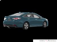 2016 Hyundai Sonata Plug-in Hybrid ULTIMATE   Photo 2   Graphite Blue
