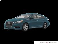 2016 Hyundai Sonata Plug-in Hybrid ULTIMATE   Photo 3   Graphite Blue