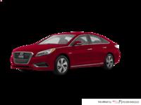 2016 Hyundai Sonata Plug-in Hybrid ULTIMATE   Photo 3   Venetian Red