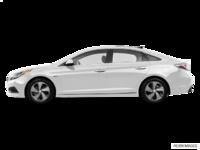 2016 Hyundai Sonata Hybrid ULTIMATE | Photo 1 | Ice White