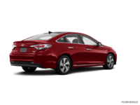 2016 Hyundai Sonata Hybrid ULTIMATE | Photo 2 | Venetian Red