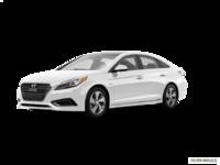 2016 Hyundai Sonata Hybrid ULTIMATE | Photo 3 | Ice White