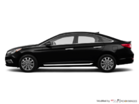 2016 Hyundai Sonata LIMITED | Photo 1 | Black Pearl