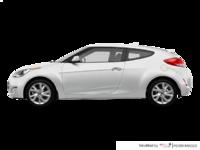 2016 Hyundai Veloster SE | Photo 1 | Century White